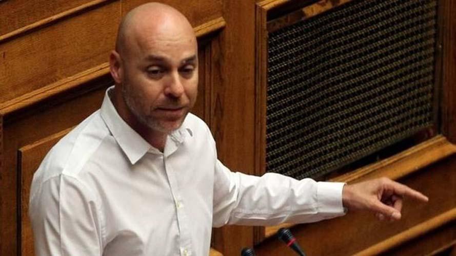 Αμυράς: Κακή η συμφωνία των Πρεσπών - Δεν θα ψηφίσω την κύρωσή της στη Βουλή