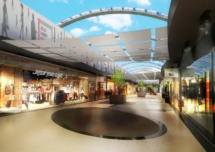 Αποκαλυπτήρια για το νέο εμπορικό κέντρο της Λάρισας - Έτσι θα γίνει το «Fashion City Outlet» (φωτό)