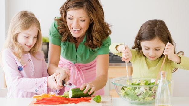 Ο μητρικός υγιεινός τρόπος ζωής ανάχωμα στην παιδική παχυσαρκία
