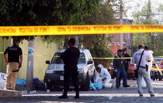 Μεξικό: 11.000 φόνοι μέσα σε έξι μήνες