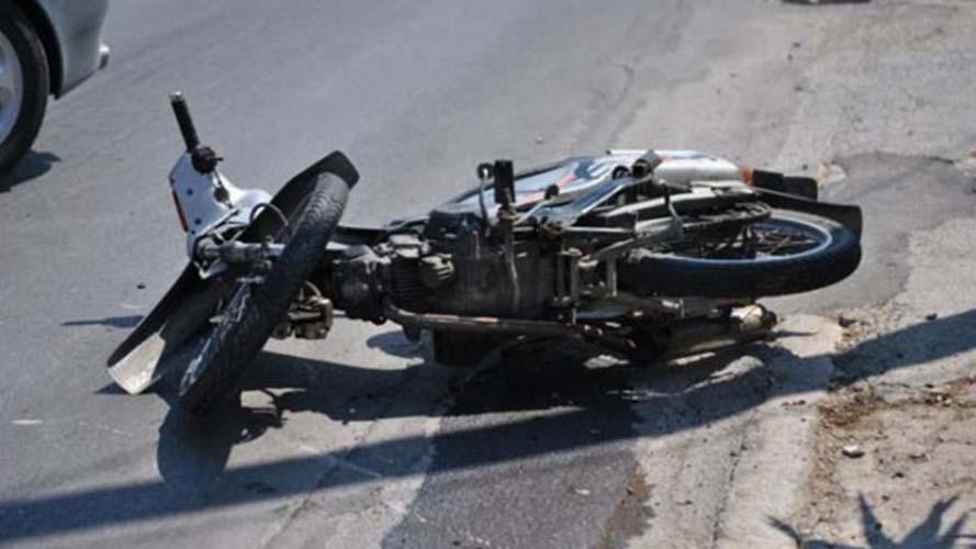 Τροχαίο με μηχανάκι στα παράλια της Λάρισας – Τραυματίας 23χρονος