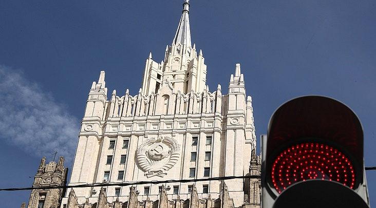 Στο ρωσικό ΥΠΕΞ εκλήθη ο Έλληνας πρέσβης στη Μόσχα