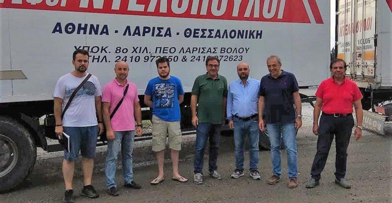 Συγκέντρωση τροφίμων για τους πυρόπληκτους της Αττικής από τον Δήμο Κιλελέρ