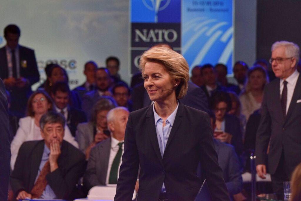 Γερμανίδα υπ. Άμυνας : Σημαντικό οι φίλοι μας οι «Μακεδόνες» να μπουν στο ΝΑΤΟ