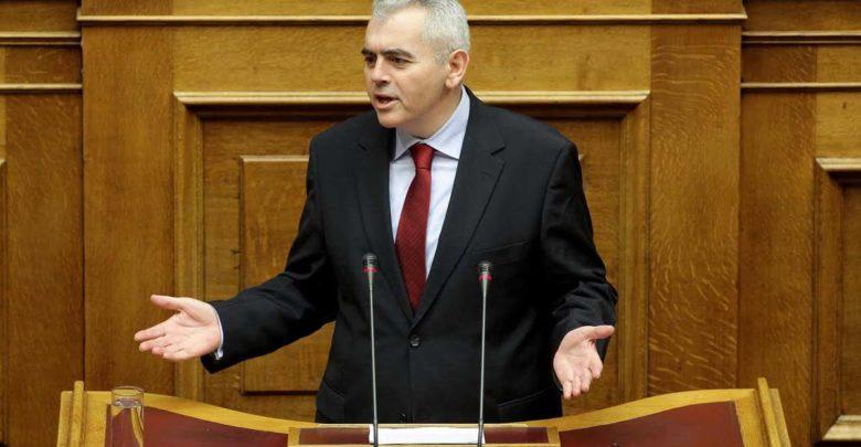 """Χαρακόπουλος προς υπουργό Παιδείας: Συμβούλια Επιλογής """"δικών σας παιδιών"""" στην εκπαίδευση;"""