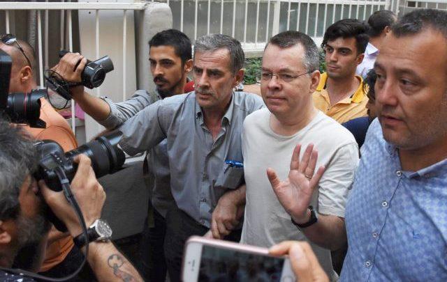 Νέα προσφυγή του αμερικανού πάστορα σε τουρκικό δικαστήριο