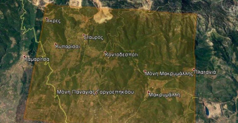 Πυρκαγιά στην Εύβοια: Αίτημα στην ΕΕ για τη δορυφορική καταγραφή των ζημιών