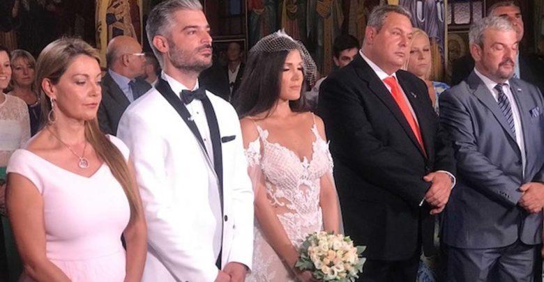 343af759752f Γάμος στον Βόλο με κουμπάρο τον Πάνο Καμμένο