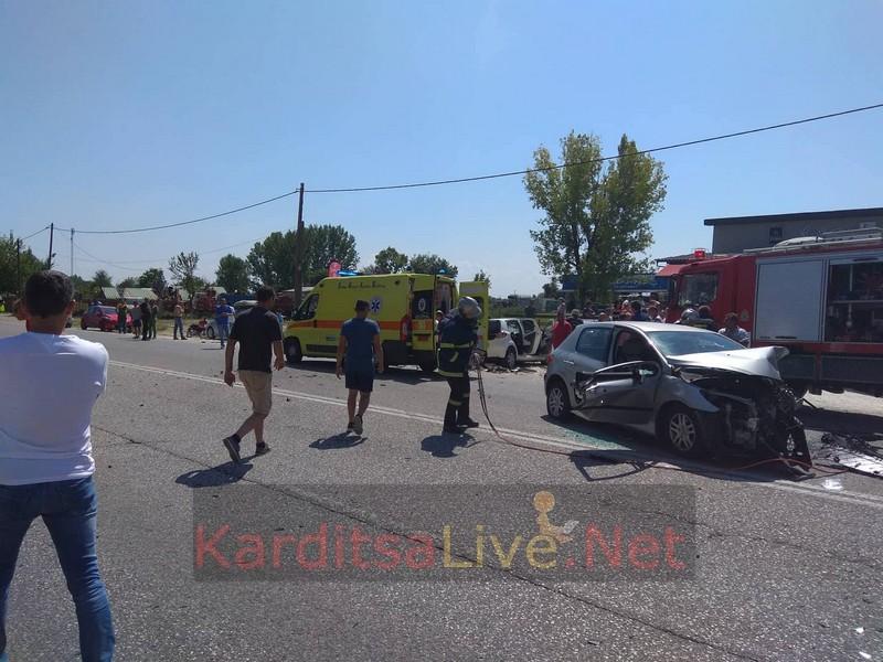 trox2 - Τραγωδία έξω από την Καρδίτσα: Νεκρός 42χρονος σε μετωπική σύγκρουση αυτοκινήτων(ΦΩΤΟ) - τροχαίο, συγκρουση, Καρδιτσα