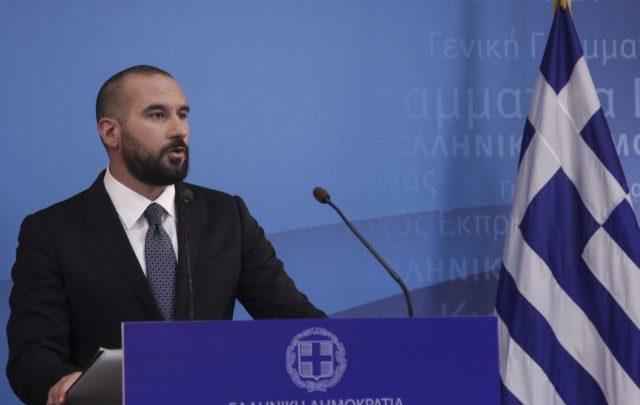 Τζανακόπουλος: Σχέδιο «Φρανκενστάιν» το πρόγραμμα Μητσοτάκη