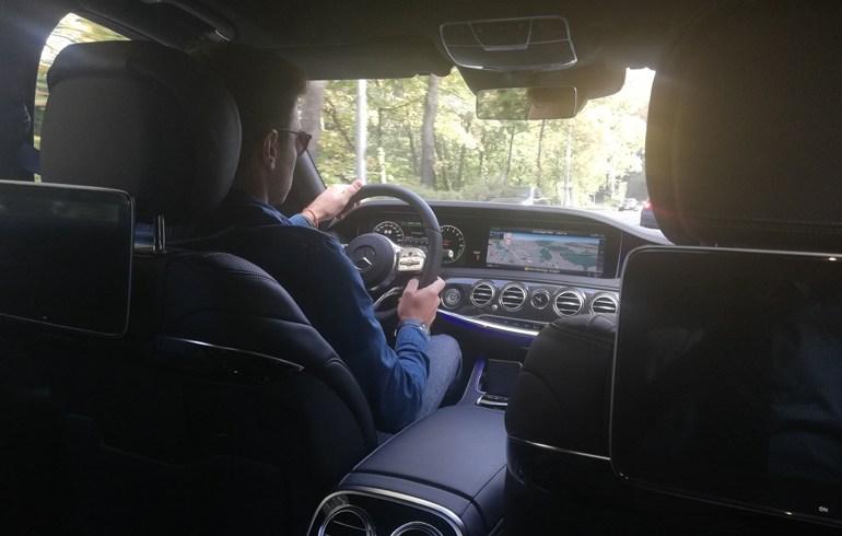 Εκπληκτικά ήσυχη, πολυτελής και απολαυστική στην οδήγηση η S 560 e