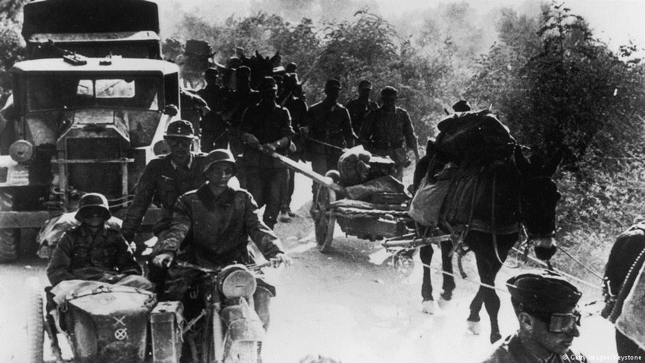 Εισβολή των Γερμανών στην Ελλάδα 1941