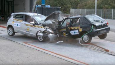 Τι θα συμβεί αν τρακάρει ένα αυτοκίνητο του 2018 με ένα του 1998;