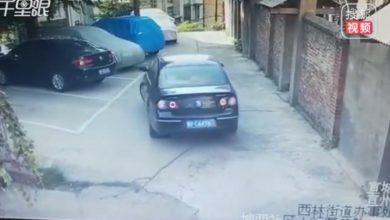 Το παρκάρισμα της χρονιάς