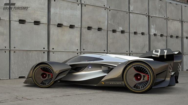 Η McLaren θα κατασκευάσει το πρωτότυπο όχημα του Gran Turismo