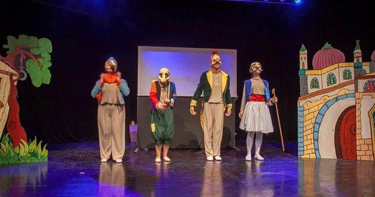 «Ο Καραγκιόζης Ταξιδιώτης» του Μάριου Κωνσταντίνου στο  Θέατρο Σοφούλη