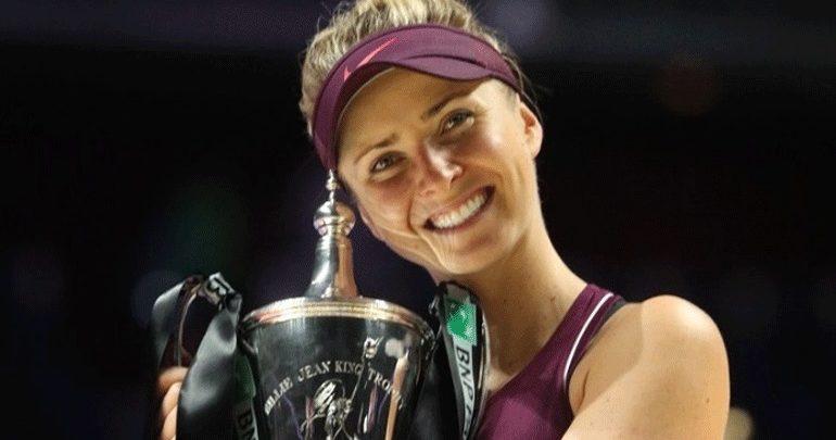 Η Σβιτόλινα «βασίλισσα» του WTA Finals
