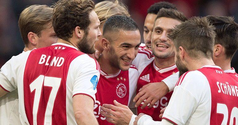 Επιβλητικός στο ντέρμπι ο Άγιαξ, 3-0 την Φέγενορντ