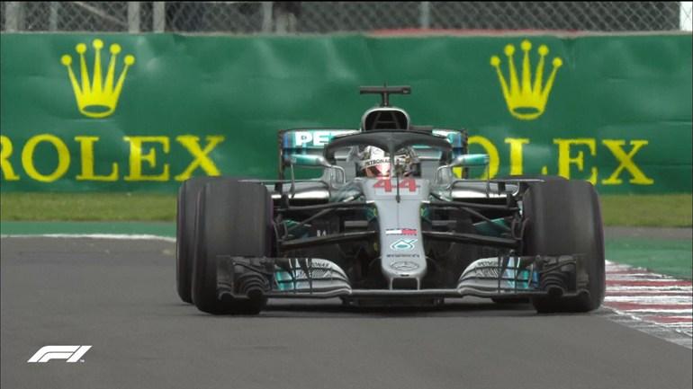 Με μονοθέσιο της Mercedes  ο Lewis Hamilton κατέκτησε τον 5ο του προσωπικό παγκόσμιο τίτλο