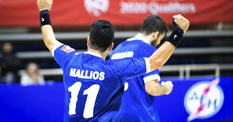 Χάντμπολ: Μεγάλη νίκη για την Ελλάδα, 28-26 τα Σκόπια