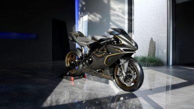 MV Agusta F4 Claudio: Ιστορική αυλαία για μια ιστορική μοτοσυκλέτα