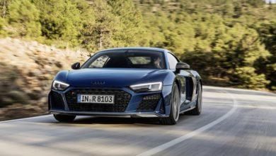 Πιο άγριο και δυνατό το Audi R8