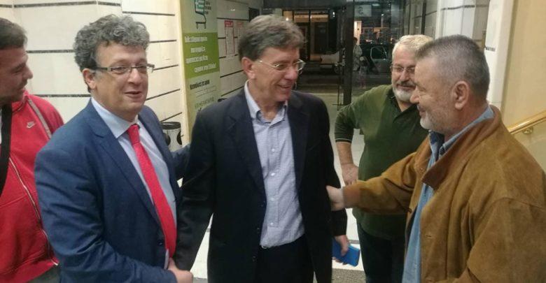 Υποψήφιος περιφερειάρχης και επίσημα ο Τσιλιμίγκας - Θα έχει τη στήριξη του ΚΙΝΑΛ (φωτό)