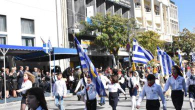 Δείτε όλη τη μαθητική και στρατιωτική παρέλαση της Λάρισας σε φωτογραφίες (270 pics)