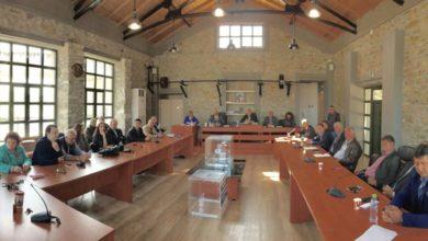 Συνεδριάζει το Δημοτικό Συμβούλιο του Δ.Τεμπών