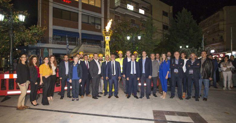 Στο Λαγκαδά το πρώτο δίκτυο φυσικού αερίου με CNG στην Ελλάδα – Φωτο και  δηλώσεις από την τελετή σύνδεσης a30a87e2ed1