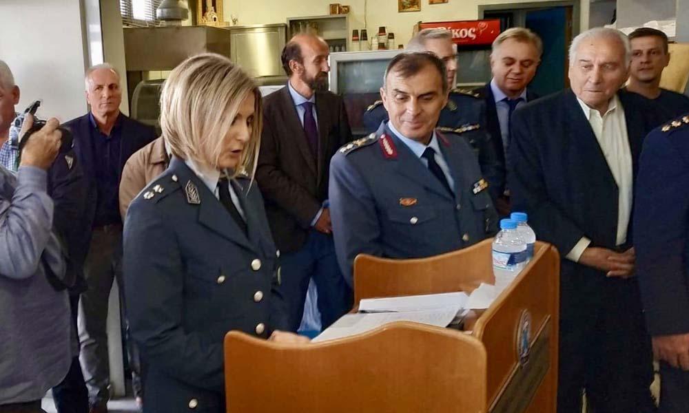 Χαρακόπουλος: Ο Έλληνας αστυνομικός στέκεται δίπλα στον πολίτη