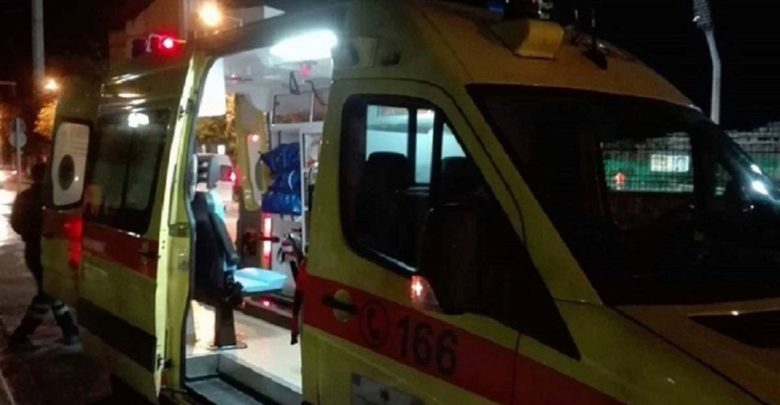 Τροχαίο με τραυματισμούς νεαρών από 16 - 18 ετών έξω από τον Τύρναβο