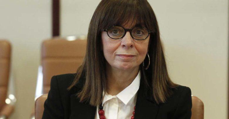 Πρόεδρος του ΣτΕ η Αικατερίνη Σακελλαροπούλου – Για πρώτη φορά γυναίκα στην ηγεσία του Ανωτάτου Δικαστηρίου