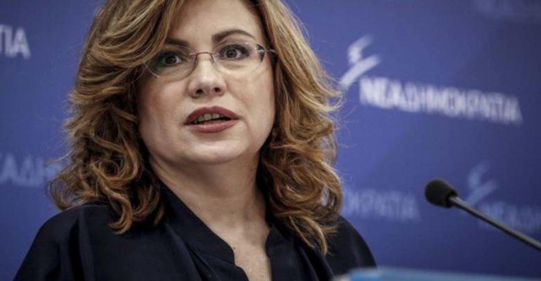 Σπυράκη: Κυνικός συνεταιρισμός εξουσίας και προφανές ρεσιτάλ υποκρισίας