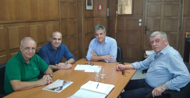 Μνημόνιο συνεργασίας δήμου Κιλελέρ - ΙΓΜΕ για την αντιμετώπιση των ρηγμάτων στην περιοχή