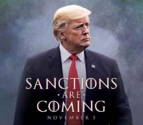 Ο Τραμπ απειλεί το Ιράν με... ατάκα του Game Of Thrones, κι αυτό δεν αρέσει στους ηθοποιούς