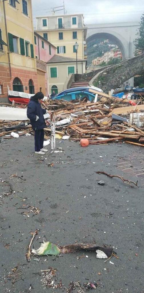 Ιταλία: Το κύμα κακοκαιρίας στοίχισε τη ζωή σε τουλάχιστον 18 ανθρώπους και προκάλεσε εκτεταμένες καταστροφές
