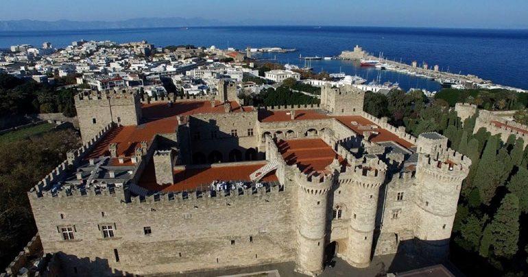 Υπεγράφη μνημόνιο συνεργασίας για την προστασία της Μεσαιωνικής Πόλης της Ρόδου