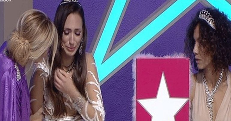 My Style Rocks Gala: Ξέσπασε σε κλάματα η Φωτεινή και έφυγε εκτός πλατό