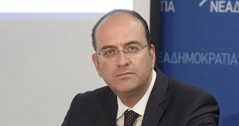 Μ. Λαζαρίδης: «Λαϊκισμός και κρατισμός διαλύουν τη Δημοκρατία και την οικονομία»