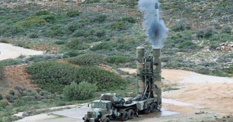 Οι Ισραηλινοί εκπαιδεύονται με τους ελληνικούς S-300 σύμφωνα με τουρκικό δημοσίευμα