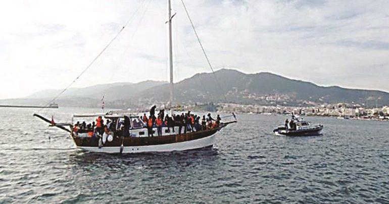 Νεάπολη: Εντοπισμός αλλοδαπών και σύλληψη των διακινητών τους