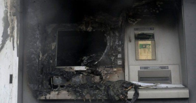 Έκρηξη σε ΑΤΜ τράπεζας στον Άλιμο