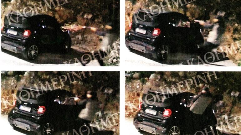 Στη δημοσιότητα φωτογραφίες από τη στιγμή της δολοφονίας του Γ. Μακρή