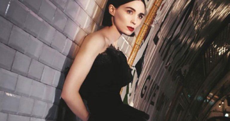 H Rooney Mara πρωταγωνιστεί στην καμπάνια του νέου αρώματος του οίκου Givenchy!
