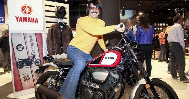 Η Yamaha δημιουργεί ένα κατάστημα πρότυπο