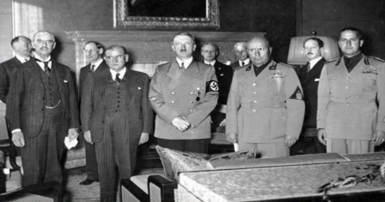 Διάλογος στην Ελληνορωσική Λέσχη με θέμα τη Συμφωνία του Μονάχου του 1938