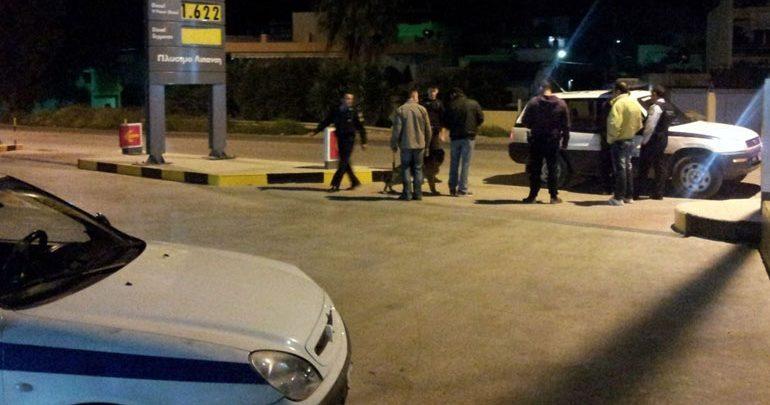 Ένοπλη ληστεία σε πρατήριο καυσίμων στο Μαρούσι