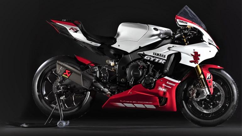 Η Yamaha γιορτάζει την 20ή επέτειο του YZF-R1 στα χρώματα του Suzuka 8 Hours