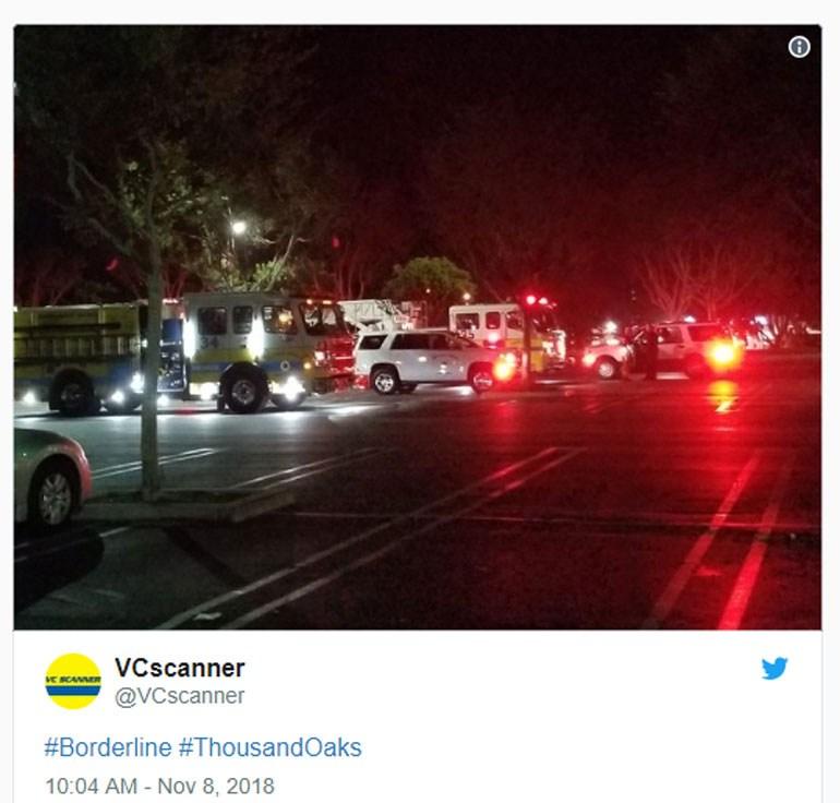Ένοπλη επίθεση σε μπαρ στην Καλιφόρνια